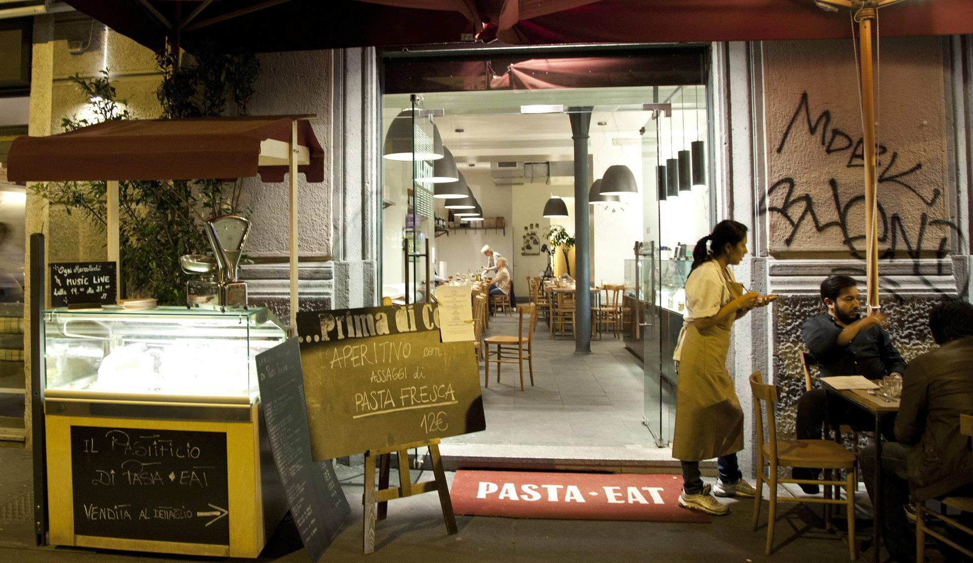 Pasta Eat, Mailand (Foto: www.pastaeat.it)