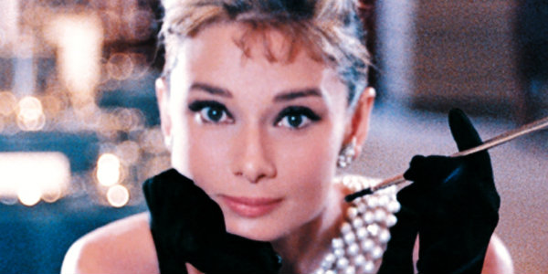 Audrey Hepburn in Frühstück bei Tiffany's (Originaltitel: Breakfast at Tiffany's, 1961)