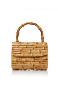 Street Style Bamboo Bag