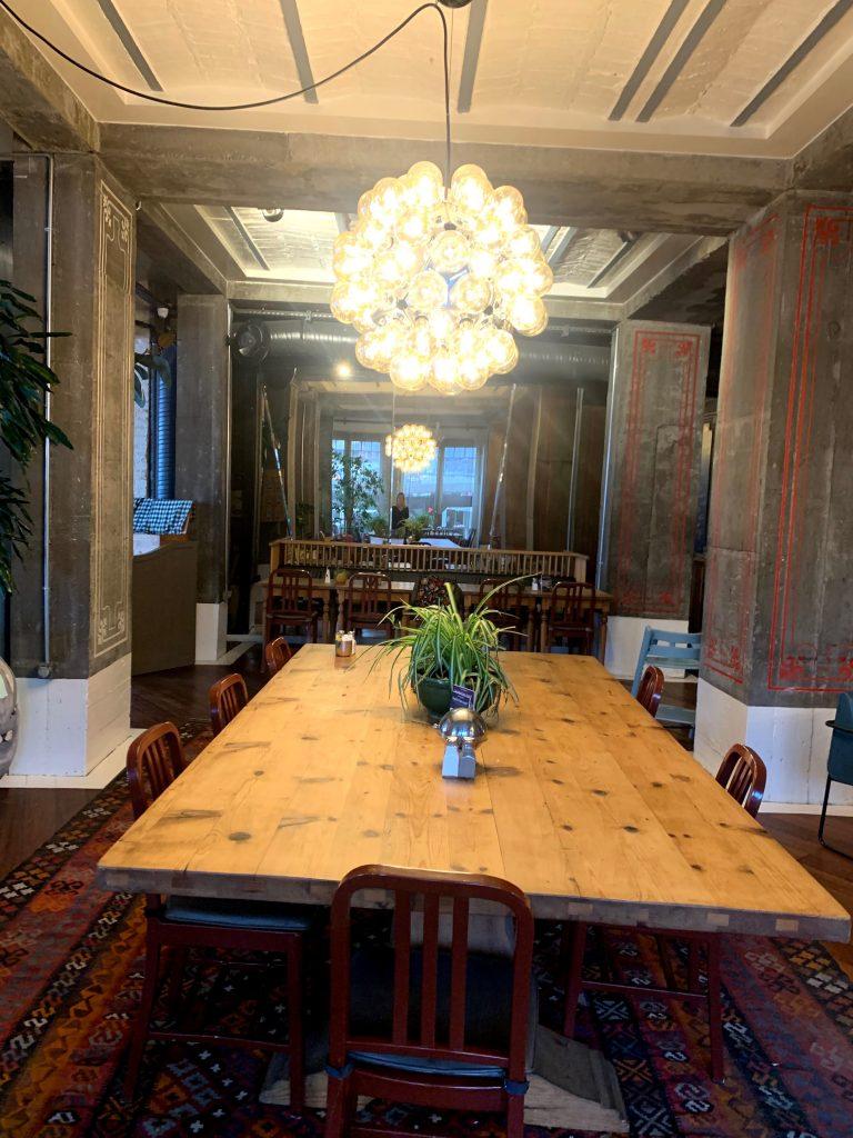 7 Tipps für deinen nächsten Istanbul-Trip: Innenansicht The House Cafe Ortaköy