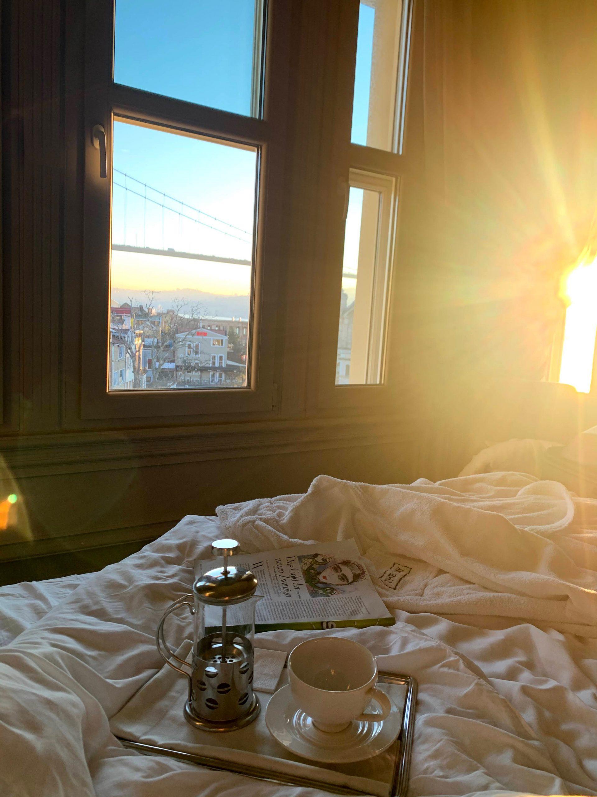 7 Tipps für deinen nächsten Istanbul-Trip: Hotelzimmer im The Stay Bosphorus