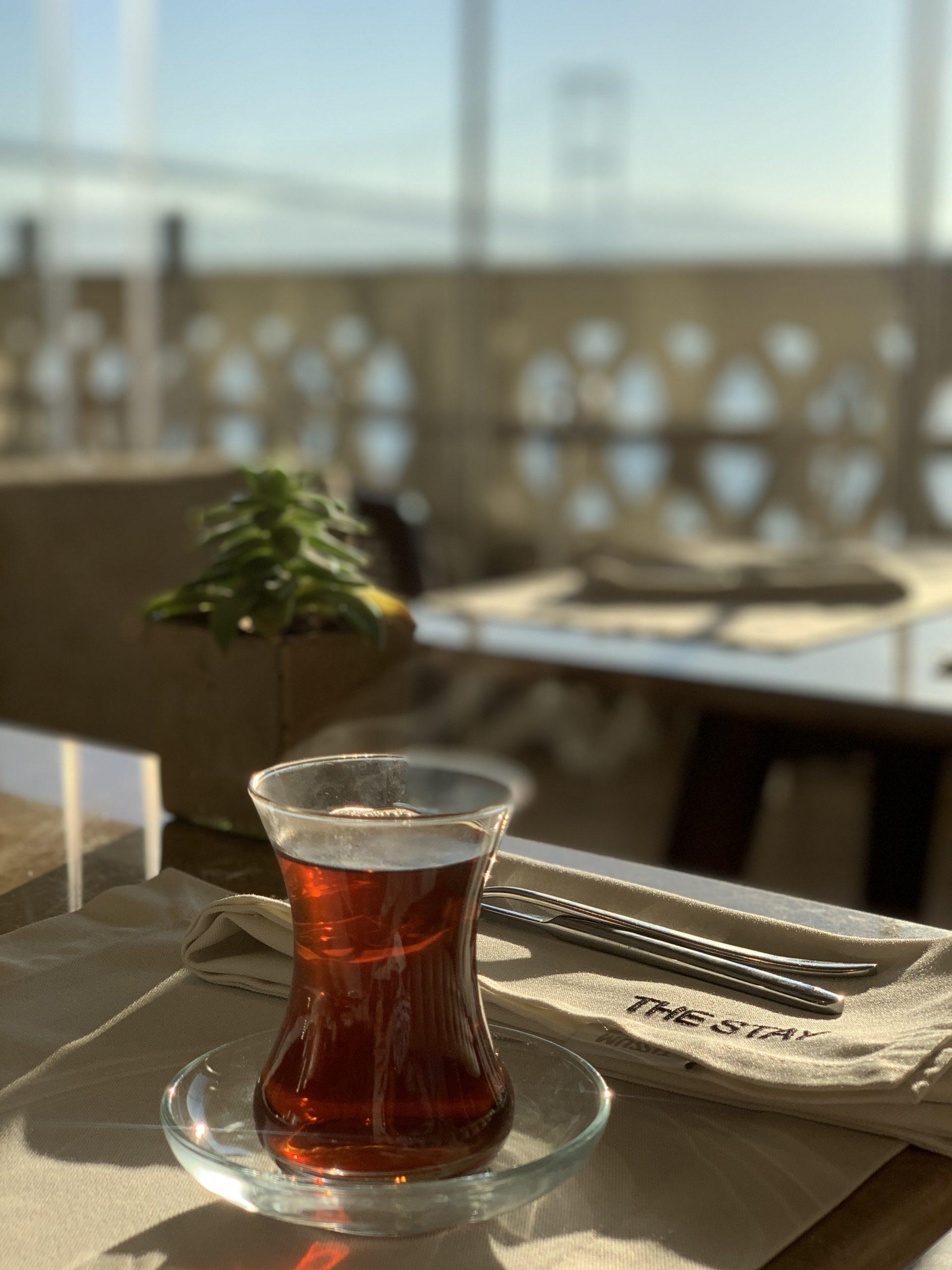 7 Tipps für deinen nächsten Istanbul-Trip: Aussicht aus der Restaurant-Lounge des The Stay Bosphorus Hotel