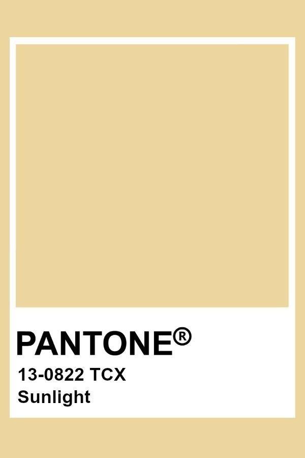 Pantone Sunlight