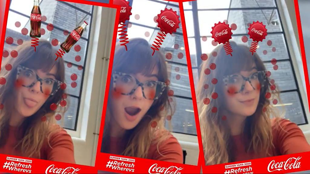 Coke Zappar | With Love, Hülya