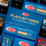 Barilla Playlist Timer: So clever setzt Barilla Spotify für sein Marketing ein