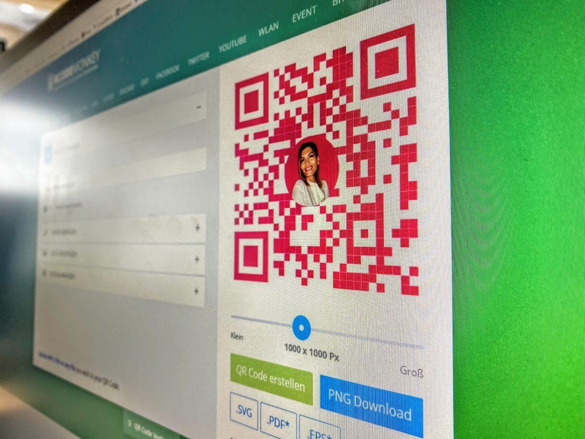 Kostenlos QR Codes erstellen und tracken | With Love, Hülya