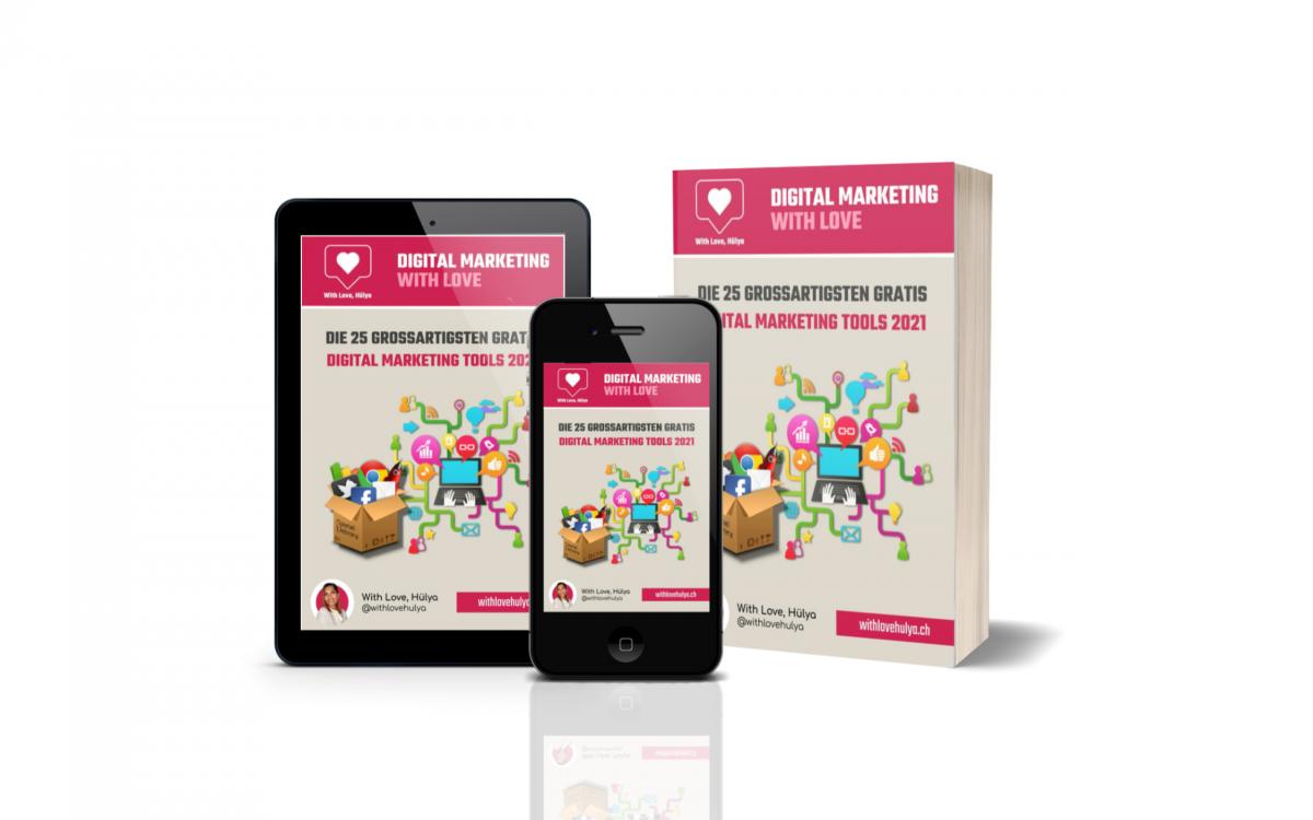 Digital Marketing Tools 2021