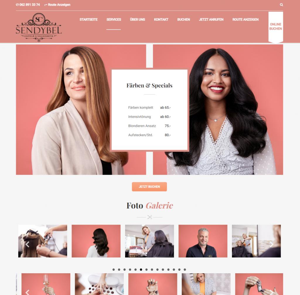 sendybel website | With Love, Hülya